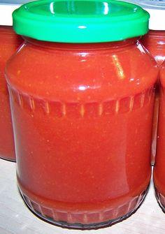 Nem is értem mért nem csináltam eddig ketchupot, de tényleg, sosem készítettem ezelőtt. Pedig a gazda nagy fogyasztó. Az utóbbi időben eg...