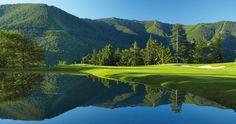 Golfcourse Adamstal, Austria Picture by Paul Severn Famous Golf Courses, Public Golf Courses, Golf Kombi, Golf Websites, Zell Am See, Coeur D Alene Resort, Augusta Golf, Golf Holidays, Golf Course Reviews