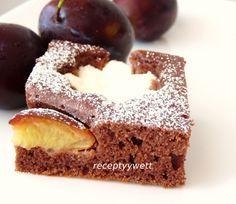 Tvarohový koláč so slivkami (fotorecept) - obrázok 10