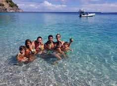 Luis Suarez and family drop in on Lionel Messi's honeymoon