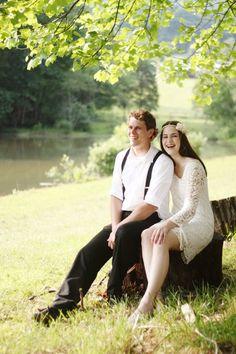 sweet couple by Sarah Matozzi