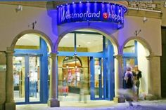 TopShop, Argos, Currys, Superdrug, GAME - some of the brands available at the Westmorland Shopping Centre, Kendal.