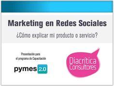 Marketing en Redes Sociales para PyMEs 2.0