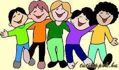 GYERMEKNAP - tanitoikincseim.lapunk.hu Cliparts Free, Alphabet Songs, Grant Writing, Kids Writing, Writing Tips, Autism Spectrum, Aspergers, Speech And Language, Greek Language