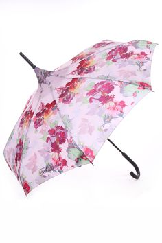 Ted Baker Womens Ted Baker Letski Womens Treasured Orchid Umbrella Deep Pink Size: One Size | Blueberries Online.com