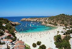 So many summers spent in Cala Vadella Ibiza what  a place