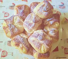 Fincsi receptek: Túrós batyu French Toast, Breakfast, Desserts, Food, Instagram, Morning Coffee, Tailgate Desserts, Deserts, Essen
