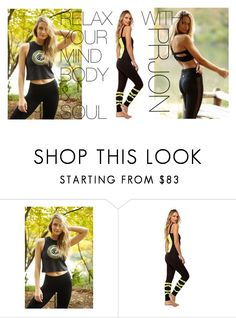 """""""Mind, Body & Soul"""" by fashionoutletny ❤ liked on Polyvore featuring activewear, yogagear and athleisure"""