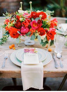 Oatlands Plantation Wedding Inspiration, eventdesign: Sarah Park Events, photo: Love by Serena