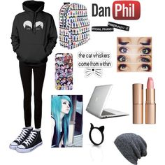 Phan inspired outfit
