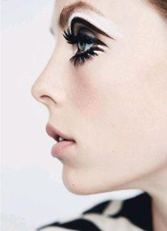 Publication: Elle France September 2014 Model: Edie Campbell Photographer: Liz Collins Fashion Editor: Chloé Dugast Hair: Vi Sapyyapy Make-up: Lloyd Simmonds