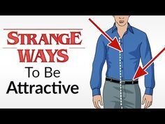 10 Strange Ways to Be More Attractive To Women | Signals She Notices | Science Attraction - YouTube