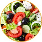 Find Fresh Vegetable Saladcloseup stock images in HD and millions of other royalty-free stock photos, illustrations and vectors in the Shutterstock collection. Vegetable Salad, Fresh Vegetables, Caprese Salad, Tricks, Food And Drink, Healthy Recipes, Healthy Food, Image, Shape