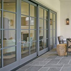 French Doors Patio, Sliding Glass Patio Doors, Bifold Doors Onto Patio, Folding Patio Doors, Glass French Doors, French Windows, Rustic Patio Doors, Farmhouse Patio Doors, Modern Patio Doors