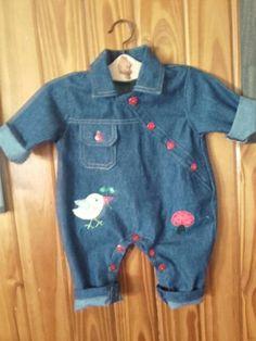 Mamsluci jean para bebe