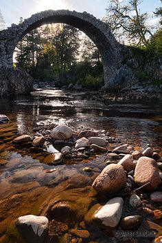 Packhorse Bridge, Scotland | The GREAT Britain Travel Bucket List | via It's Travel O'Clock