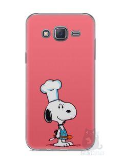 Capa Capinha Samsung J5 Snoopy #20 - SmartCases - Acessórios para celulares e tablets :)