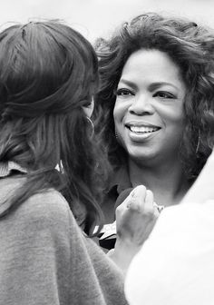 Oprah's successful life has been an inspiration and help to many. #donate #give #receive #inspire www.gifteng.com