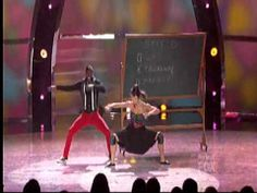 """Eliana and Cyrus Broadway """"Run and Tell That"""" So You Think You Can Dance Season 9"""