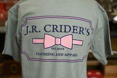 J.R. Crider's Clothing & Apparel — The Women's Logo Tee