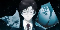 parasyte anime wallpaper - Google Search
