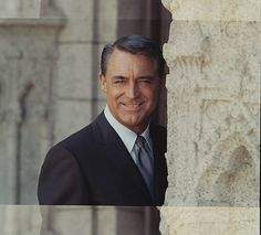 Cary Grant...such a handsome man...