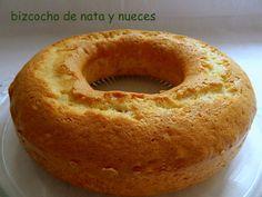 Bunt Cakes, Cupcake Cakes, Cupcakes, Easy Bread, Easy Snacks, Crepes, No Bake Cake, Bagel, Nutella