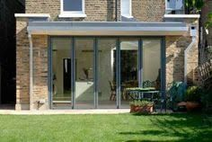 Image result for flat roof extension