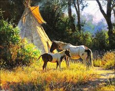 Martin Grelle - Indian Tipi