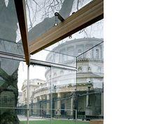 Leinster Pavilion -- Bucholz McEvoy Architects