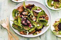 Salade met biet en chorizo - Allerhande - Albert Heijn