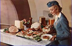 Pan Am Catering 1946 - 1960