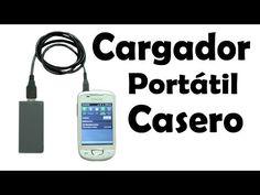 Cómo Hacer un Cargador USB Portátil - Muy fácil de hacer - YouTube
