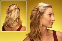 Easy hair idea :)