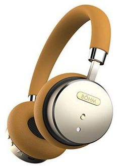 The 8 Best Noise-Canceling Headphones: Best for Style: BÖHM Wireless Bluetooth with Active Noise-Canceling Headphones