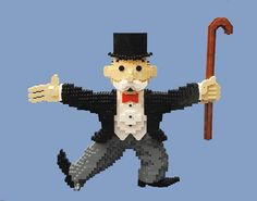 Rich Uncle Pennybags by Joshua Christenson
