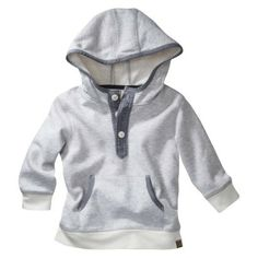 Genuine Kids from OshKosh™ Infant Toddler Boys' Hooded Shirt