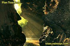 Tourist Attraction India: Robbers Cave Dehradun