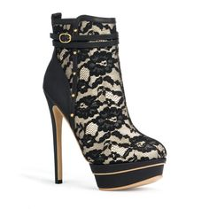 i want these lacy boots