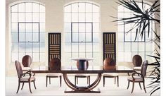 Century Furniture: Dining Room Tables, Formal Living Room Furniture