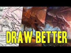 How To Draw Better In 2 Minutes - YouTube