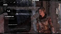 Rise of the Tomb Raider_gameplay receiving lock pick Rise Of The Tomb