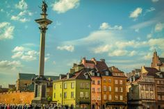 Top 20 places to visit in Warsaw - cool and interesting sites, attractions and hang out spots to visit in Warsaw, a very cosmopolitan city in Poland
