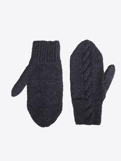 Aikuisen palmikkoneulelapaset Novita Alpaca Wool | Novita knits
