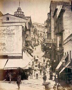 Nerede o eski İstanbul 32.1900'ler, İstanbul
