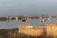 Topsham early one morning, by @hagapanthus#exeter #devon #photography