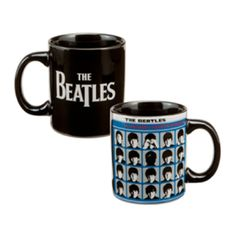 Had a hard day's night? Sit down for coffee with The Beatles Hard Days Night 12 oz. Ceramic Mug. Kick back with the Fab Four and enjoy