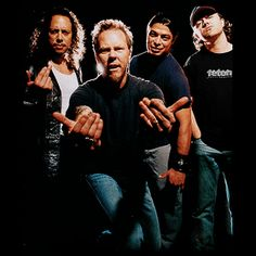 Listen to Metallica on Jango Radio. Jango is personalized internet radio that helps you find new music based on what you already like. Unlimited listening, only 1 ad per day. Music Love, Music Is Life, Rock Music, New Music, James Hetfield, Best Rock Bands, Cool Bands, One By Metallica, Songs With Meaning