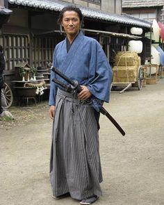 Fukuyama Masaharu in traditional Samurai warrior movie role. Ronin Samurai, Samurai Art, Samurai Warrior, Katana, Japanese Drama, Japanese Art, Geisha, Samurai Clothing, Bushido