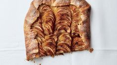 Perfect Apple Galette -- Tagged by G  http://www.bonappetit.com/recipe/salted-butter-apple-galette-with-maple-whipped-cream
